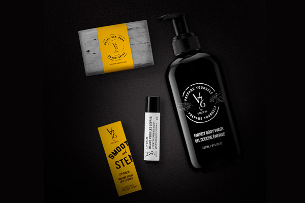 V76 • TOP OF THE LINE MEN'S PRODUCTS!